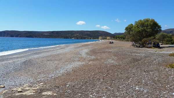 Strand von Paleopoli | Strand der Aphrodite